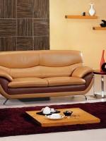 modern-camel-brown-leather-sofa